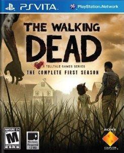 Jaquette the walking dead saison 1 playstation vita cover avant g 1415626633