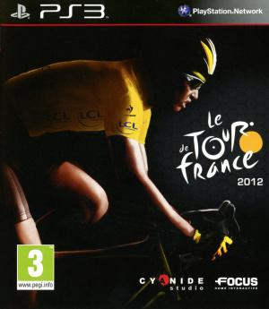Jaquette tour de france 2012 playstation 3 ps3 cover avant g 1340805578