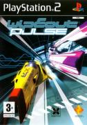 Jaquette wipeout pulse playstation 2 ps2 cover avant g