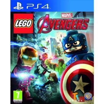 Lego marvel s avengers ps4
