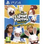 Les lapins cretins invasion la serie tele interactive pc