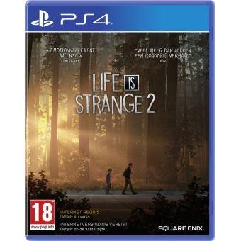 Life is strange 2 fr nl ps4