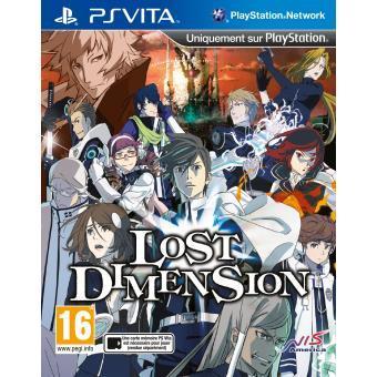 Lost dimension ps vita