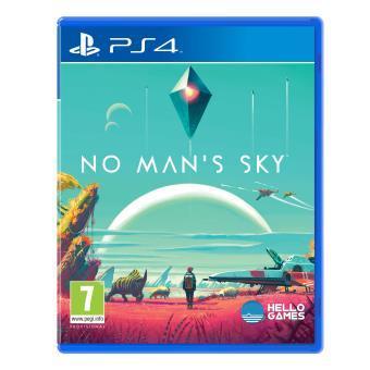 No man s sky ps4