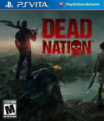 Playstation vita dead nation