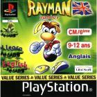 Rayman junior anglais ps1 box front fr