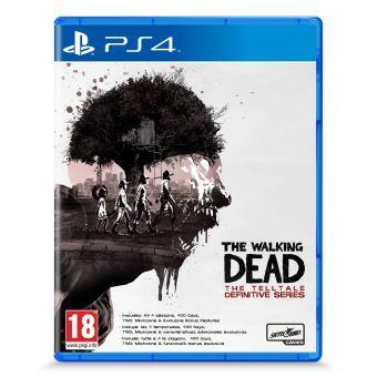 The walking dead the telltale definitive series ps4