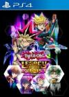 Yu gi oh legacy of the duelist link evolution ps4 cover